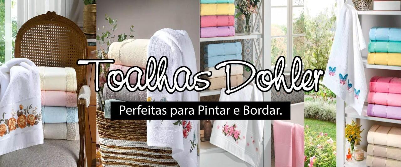 TOALHAS DOHLER